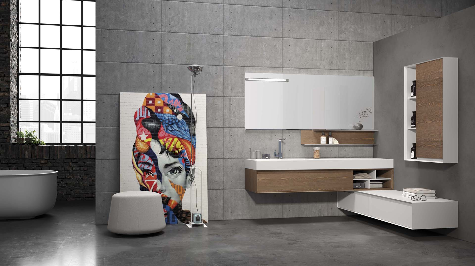 MASTER, SMALL, OR GUEST BATHROOM: What is the best way to furnish them?