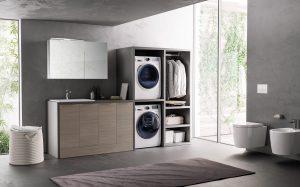 Mobili lavanderia collezione Hydro Mobiltesino