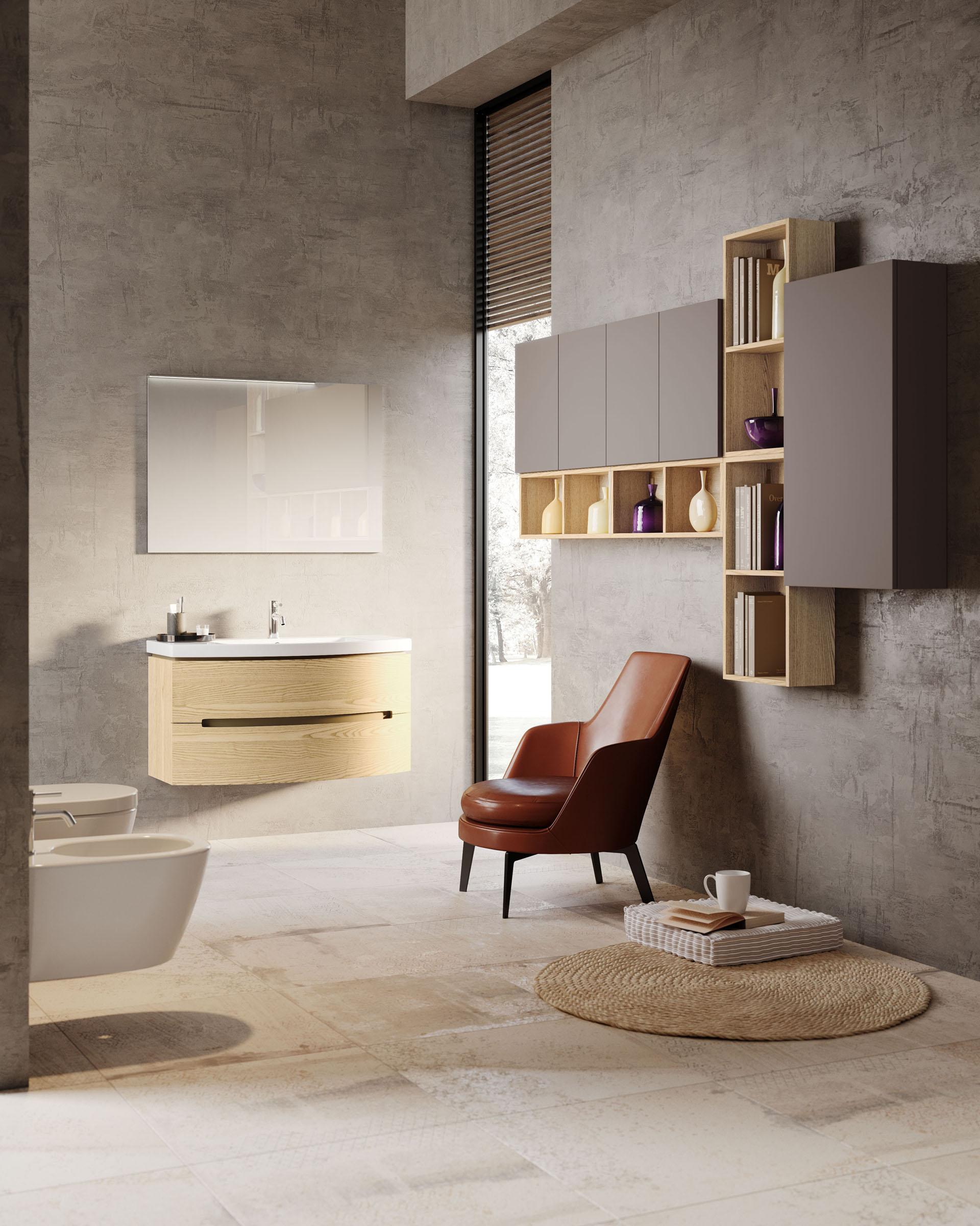 Accessori per il bagno: come e dove posizionarli per non sbagliare.