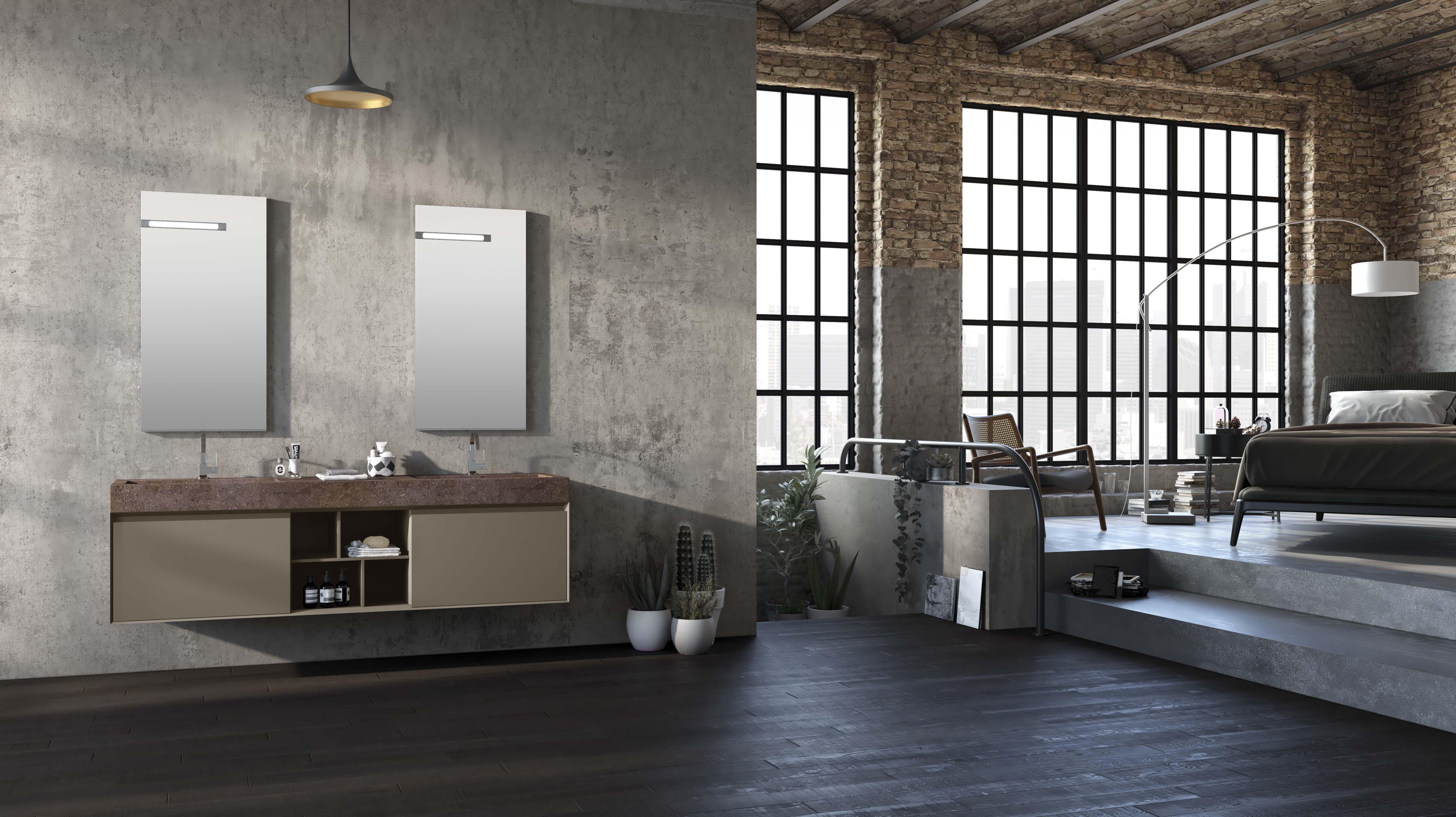 Il bagno en suite: tra tradizione e innovazione.